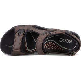 ECCO Offroad 3S Sandals Men espresso/cocoa brown